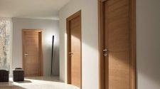 стилен интериор с правилните врати