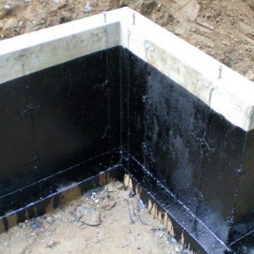 Хидроизолация на основи